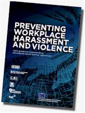 Preventing Workplace Harassment and Violence booklet
