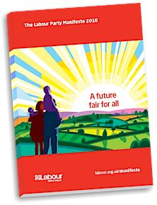 Labour Party Manifesto 2010
