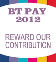 BT Pay Claim 2012 - Reward Our Contribution