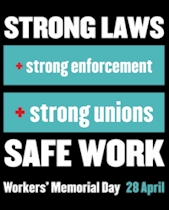 Workers Memorial Day 2017